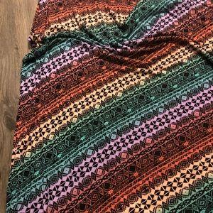 LuLaRoe Dresses - LuLaRoe Long Pattern Dress